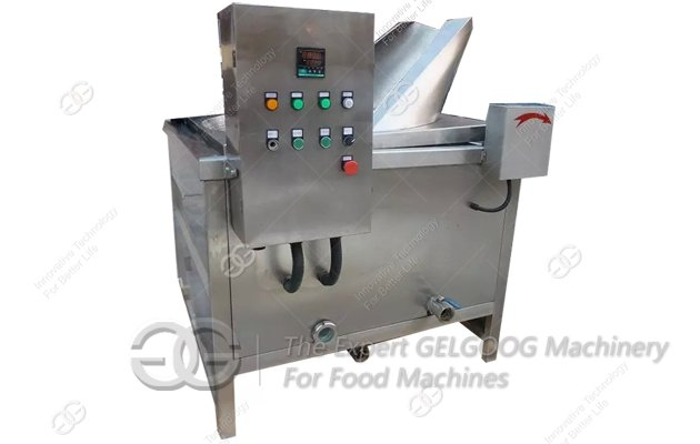 Automatic Deep Frying Machine Sold to Tunisia