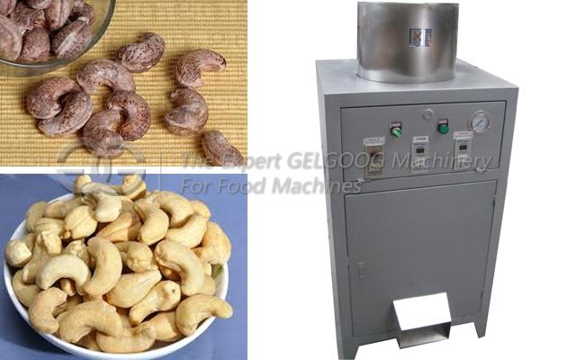 Full Automatic Cashew Nuts Peeling Machine For Sale