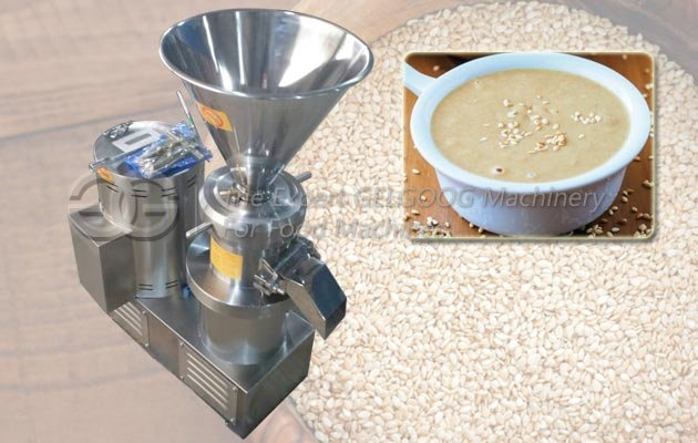 Commercial Sesame Seed Butter Grinder Machine GGJMS-80