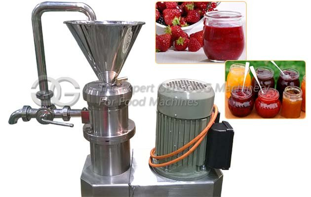 Orange Fruit Jam Grinding Machine