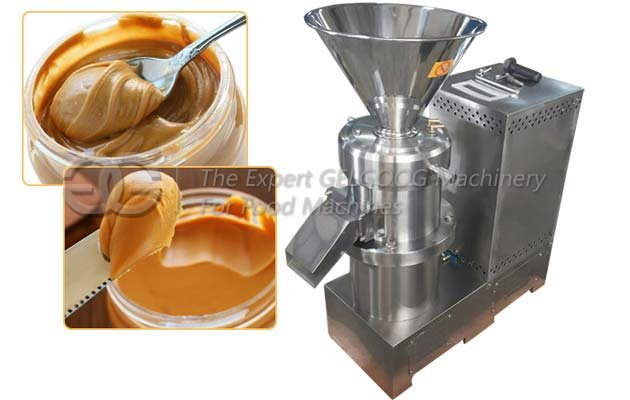 Good Quality Colloid Mill for Grinding Peanut Paste