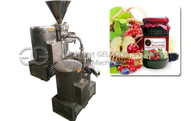 Hot Sale Forest Fruit Jam Making Machine|Strawberry Jam Grinder Machine