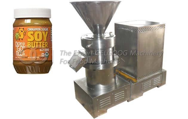Factory Direct Sale Soybean Paste Making Machine|Soy Butter Grinder Machine