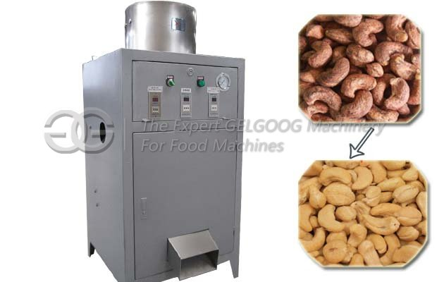 Cashew Peeling Processing Machine With CE Certificate