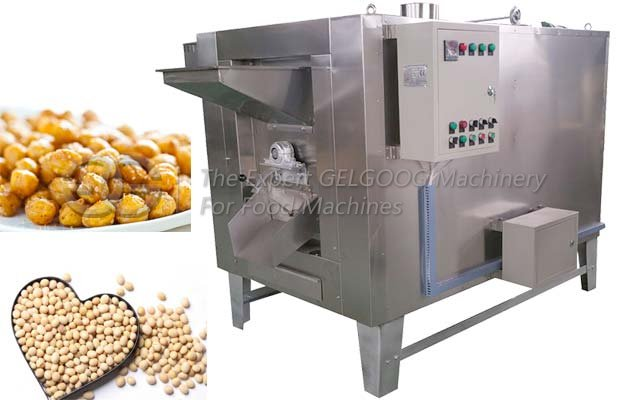 Electric Soybean Roaster Machine for Sale