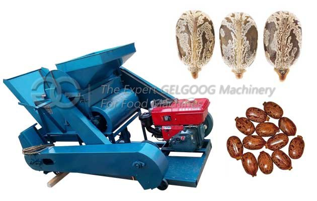 castor Seeds Cracking Machine