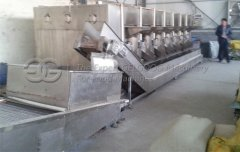 Argentina Customer Purchased Peanut Butter Production Line