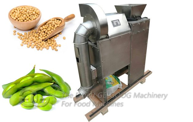 Soybean Skin Peeling Machine With Stainless Steel