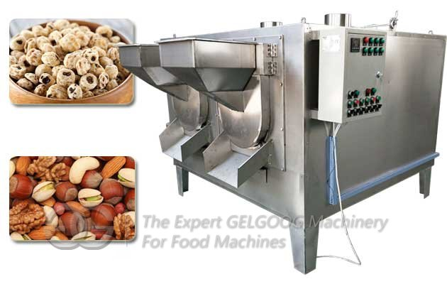 Tiger Nut Roasting Machine For Sale