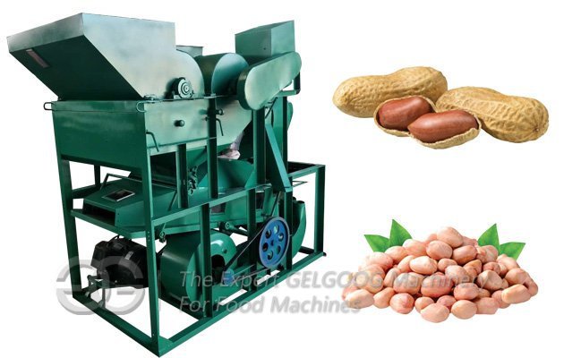 Automatic Peanut Shelling Machine