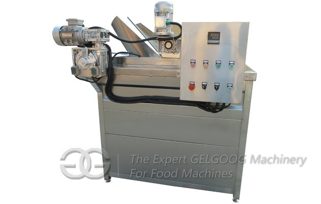 Automatic fryer machine