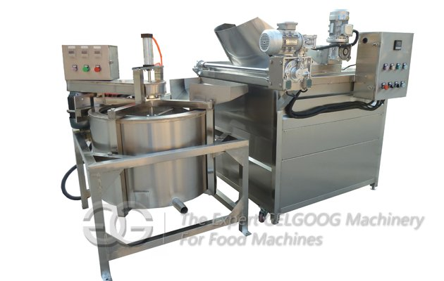 Automatic Deep fryer machine