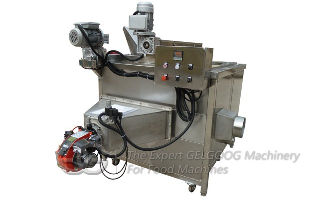 Automatic Potato Chips Deep Fryer Machine