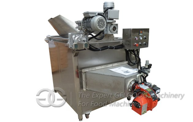Gas Heating Potato Chips Fryer