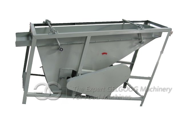 oat hulling and separating machine