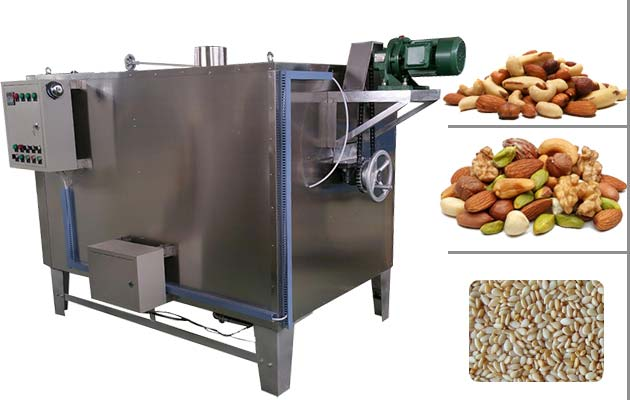 Roaster Machine for Soybean