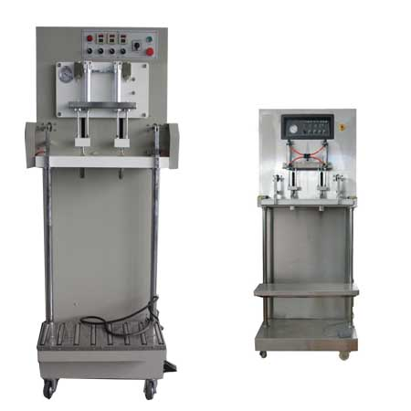 two head type vacuum packing machine for sale