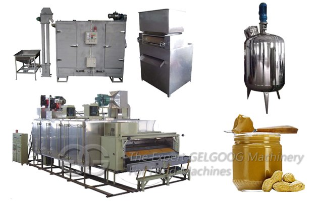 Walnut Butter Production Machine Line