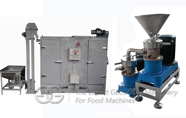 Walnut Butter Grinding Machine
