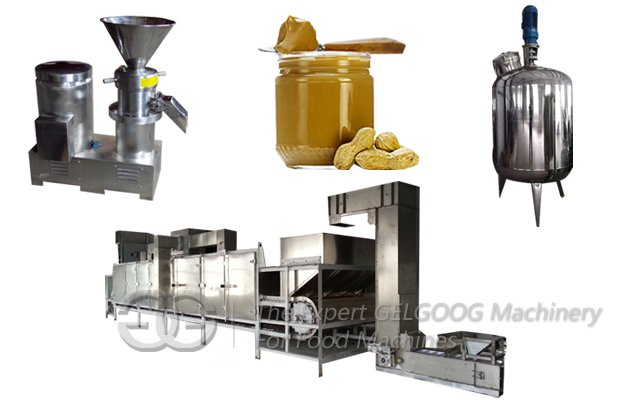 Cashew Butter Processing Equipment