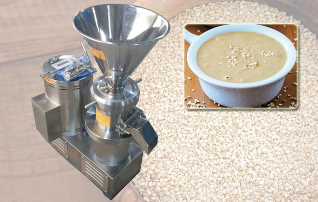 Sesame Seeds Grinder Machine