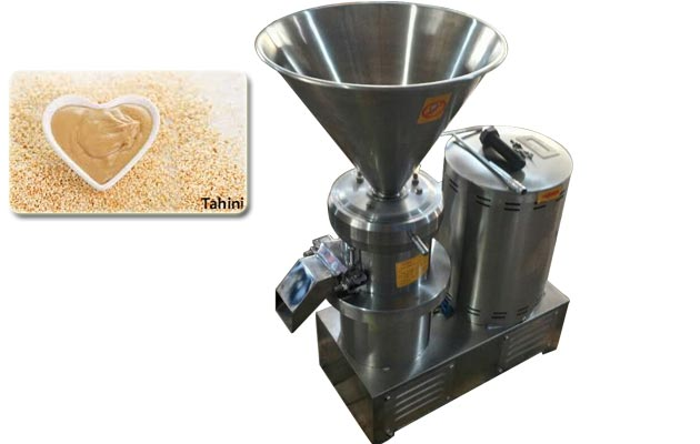 Peanut Paste Grinder Machine