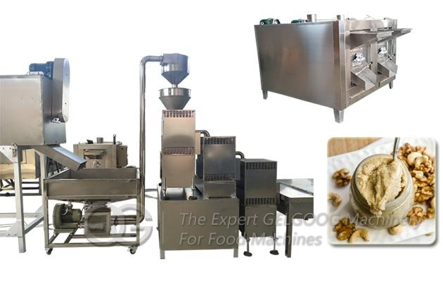 Walnut Butter Production Line