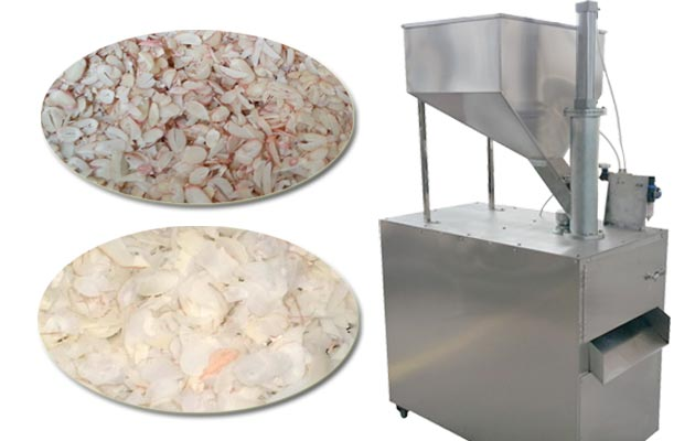 Commercial Peanut Slice Cutting Machine