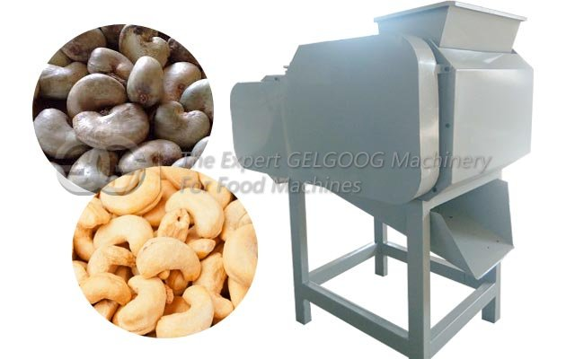 Automatic Cashew Nut Cracker