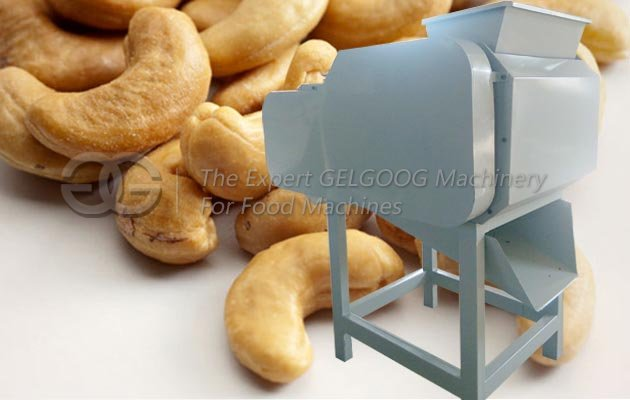 Cashew Nut Cracking Machine