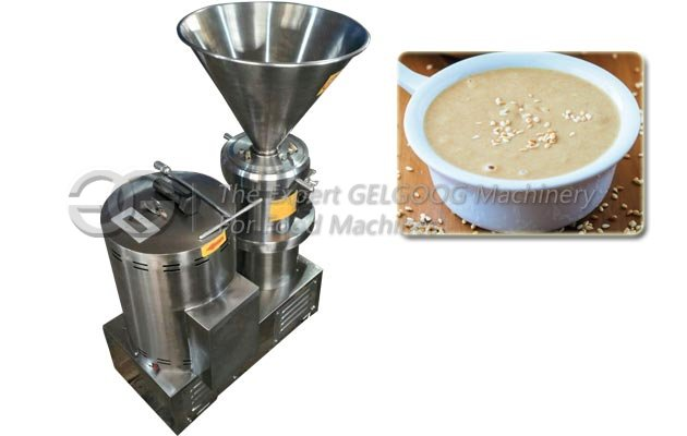 Colloid Mill for Nuts