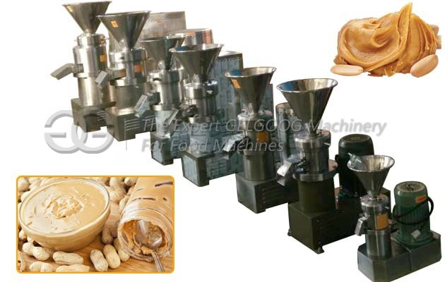 Peanut Grinder Machine for Peanut Butter
