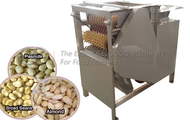 Peeling Machine for Red Peanut Skin