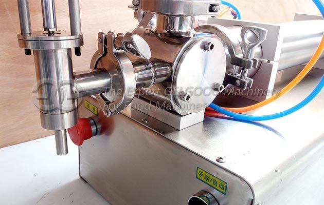 Peanut Butter Packing Machine Parts