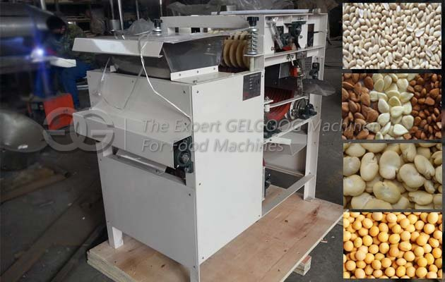 Almond Wet Peeling Machine