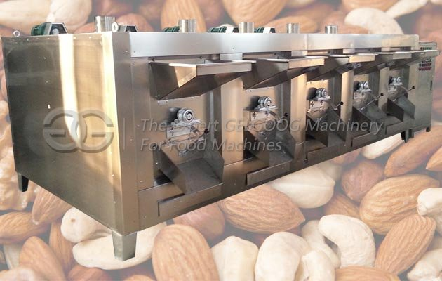 Nuts Roaster Machine for Sale