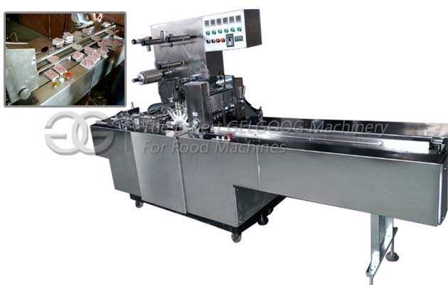 Automatic Cellophane Packing Machine