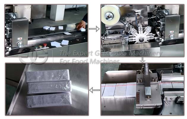 Cellophane Packing Machine for Playing Card