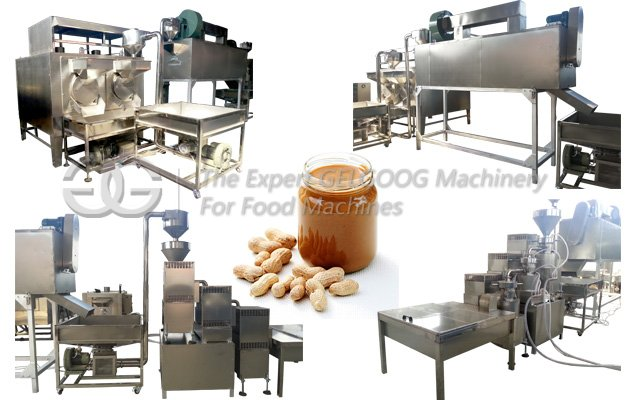 Groundnut Butter Production Line For Sale