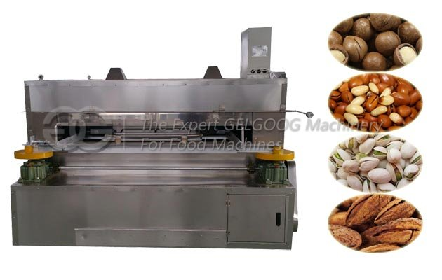 Swing Type Corn Roasting Machine Manufacturer