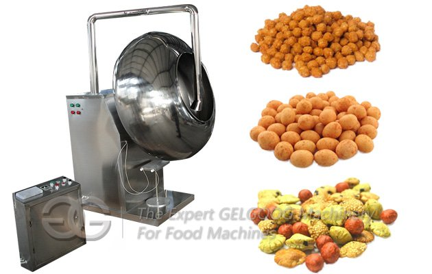 Japanese Bean Coated Peanut Machine For Sale