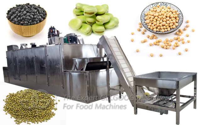 Melon Seeds Roasting Machine For Sale