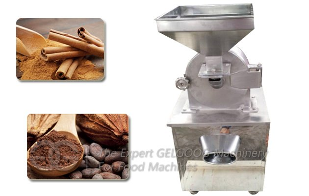 Cocoa Powder Grinding Machine For Sale
