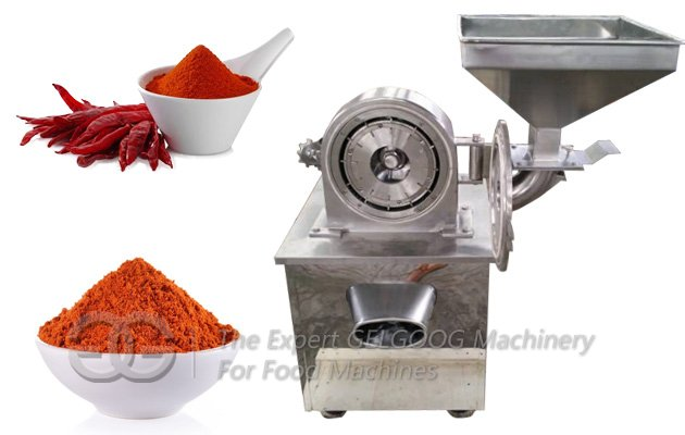 Pepper Seed Crushing Machine