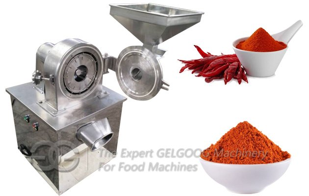 Pepper Seed Crushing Equipment
