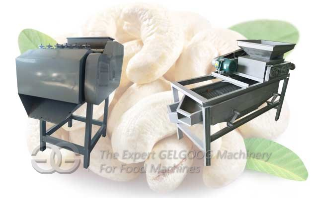 Cashew Shelling Production Line