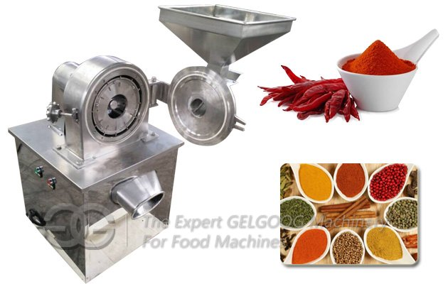 Pepper Powder Grinding Machine For Sale