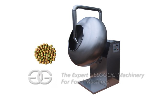 Multifunctional Peanut Coating Machine Equipment