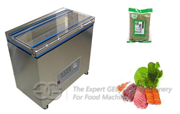 GG-600 New Model Single Chamber Food Vacuum Packing